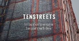 3 Rooms to rent in a newly-refurbished property at the heart of Liverpools Ten Streets