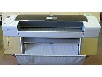 hp t1100 printer breaking for spares most parts still available