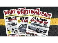 BBC What Car Magazines FREE