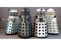 wanted dr who daleks