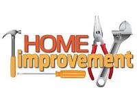 home improvements (plumbing, electrics, plastering, kitchens and many more