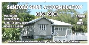 Samford Soul Accomodation Samford Valley Brisbane North West Preview