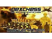 Nexchess new generation of chess
