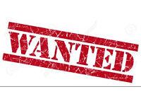Wanted: Cambridge Shakes