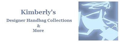 Kimberly's Designer Bag Collections