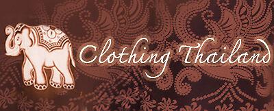 clothing thailand