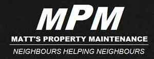 gutter cleaning(MATT'S PROPERTY MAINTENANCE)everything else!!! Peterborough Peterborough Area image 2