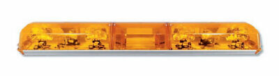 Star 9404 S Amber Strobe Light Bar 48 Str