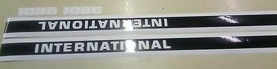 International 1086 Decals