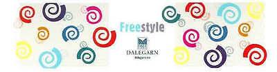 Freestyle Dale of Norway Yarn 50 gr skeins