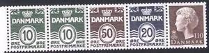 Denmark 1979 Mi MH 26 ** Margrethe II Slania Słania Polonica - <span itemprop=availableAtOrFrom> Dabrowa, Polska</span> - Denmark 1979 Mi MH 26 ** Margrethe II Slania Słania Polonica -  Dabrowa, Polska