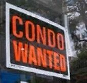 WANTED!!!  CONDO TO SHARE!!!