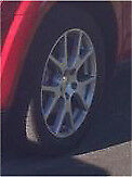 """2013 Dodge Journey 19"""" rims and tires"""