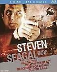 Steven Seagal box Blu-ray