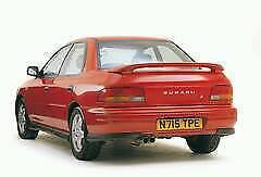 WANTED SUBARU UK IMPREZA TURBO 2000 AWD 4X4