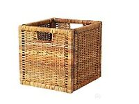 6 baskets - great for storage!