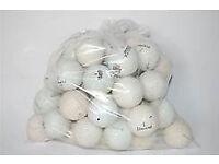 GOLF BALLS - USED BALLS.. incl Titleist, Srixon, Bridgestone, Callaway, Topflite, Dunlop plus others