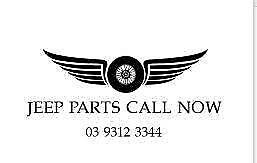 JEEP PARTS SENT AUSTRALIA WIDE CALL FOR QUOTE JEEP WRECKERS