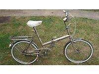Wanted-folding bikes