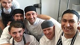Kitchen Porter - The Fox Revived in Horley