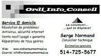 Réparation d'ordinateur/Computer repair/Laptop repair/portable