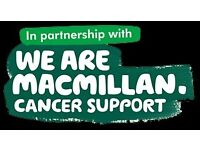 Macmillan Move More Motivator Volunteer