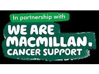 Macmillan Move More Gentle Movement Volunteer - urgent vacancy