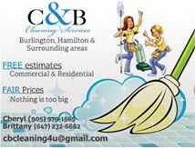 CLEANING LADIES AT YOUR SERVICE!!! Oakville / Halton Region Toronto (GTA) image 1