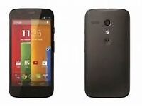 Used moto g4g 8gb (with expandable memory)