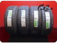 235 65 16 tyres for sale brand new n part worn michelin, continental fit mercedes n ford transits