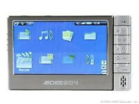 Archos 504 40Gb with Spare Battery