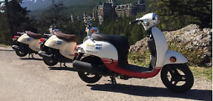 Looking for a 50cc Moped / scooter running or not