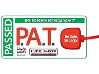 PAT Testing - Fully Qualified Electrical Engineer (pat test, testing, tester)