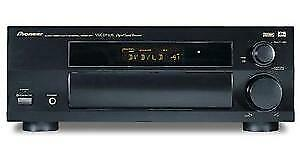 Pioneer VSX-D710s - 5.1ch Home Theater 500w Receiver