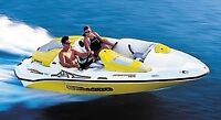Looking for a Seadoo sportster 4tec