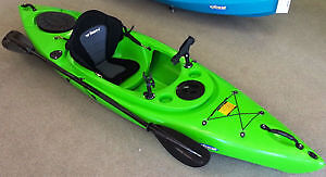 New Strider fishing Kayak - lots of new colours came in
