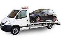 vehicle recovery and car transportation and car towing services