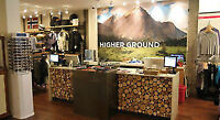 Full Time Sales Associate - Higher Ground