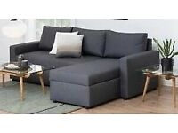 CLEARANCE🔥super sale 🔥 New Corner Sofa Bed with storage🔥