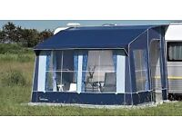 Ventura Universal 320 All weather Porch awning.