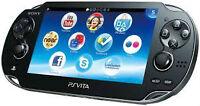 PS Vita + 4GB carte mémoire, excellente condition