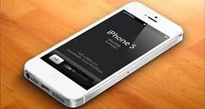 Apple IPhone 5 64 gigs   MINT !