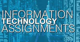 Helping with Information Technology Assignment
