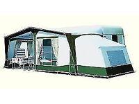 Caravan Awning Bradcot 960cm £275 2 annexe optional