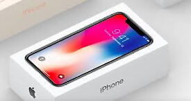 I PHONE X FOR SALE IN BOX NEVER USED