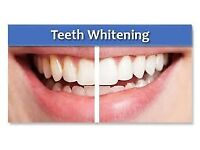 TEETH WHITENING FROM **£39** & TRAINING **£499 + LAMP**