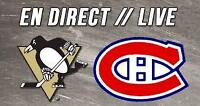A GREAT CHRISTMAS GIFT IDEA! PENGUINS VS HABS IN MTL & MORE!!