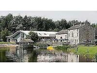 Lodges, Statics and Holiday homes for sale Fishing Lake District pet friendly