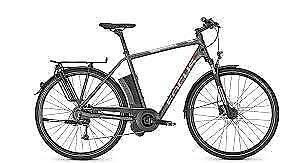eletric bike bicycle  focus aventura 2.0