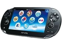 PS VITA (3G and WIFI) 8gb Memory Card and 2 games ( IN VERY GOOD CONDITION )